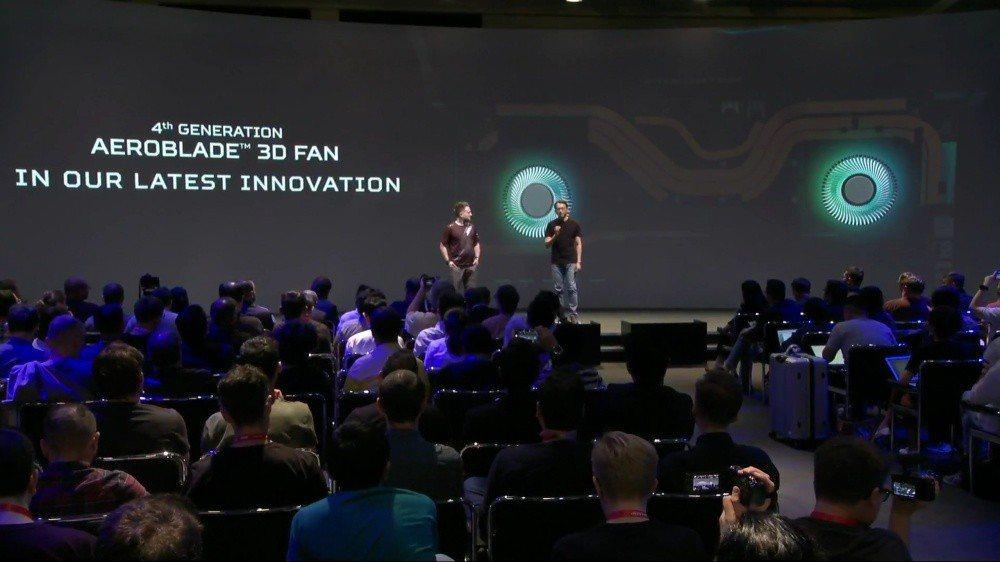 以3D列印技術製作的全新Aeroblade風扇設計