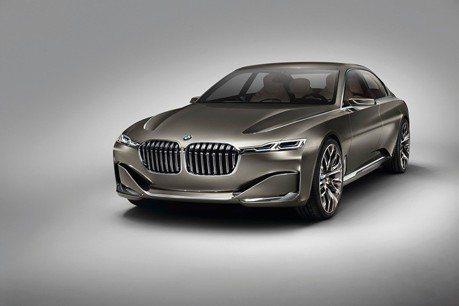 1~8 Series還是不夠 BMW將打造9系列挑戰Maybach頂級轎車品牌?