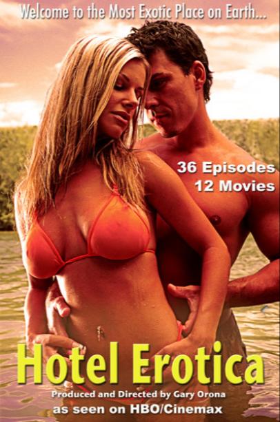 Cinemax的深夜色情影集連海報都非常煽情。圖/摘自imdb