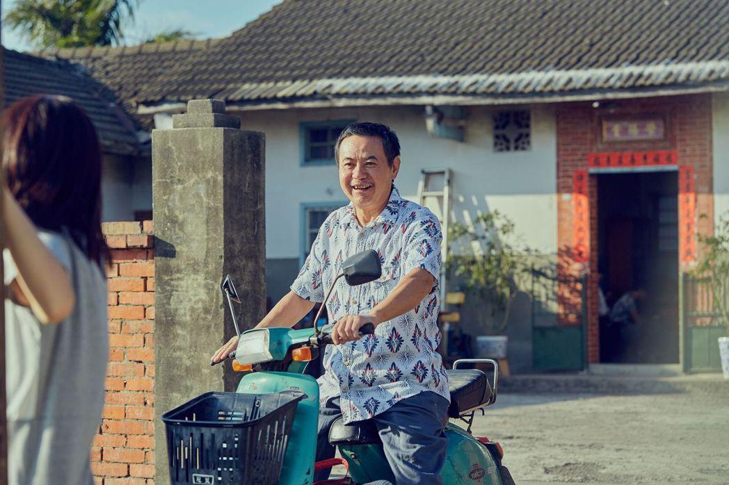 蔡振南以「花甲男孩轉大人」入圍男配角獎。圖/台視提供