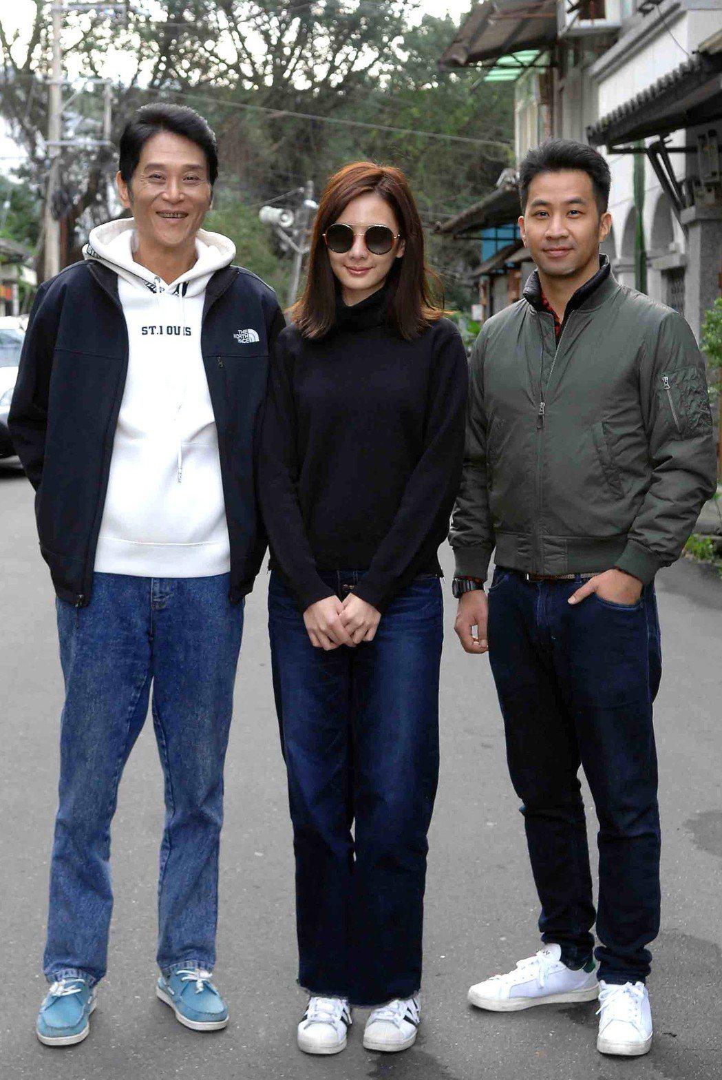 安心亞演出「阮氏碧花與她的兩個男人」角逐53 屆金鐘迷你劇視后。圖/華視提供