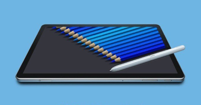 Samsung Galaxy Tab S4搭載三星獨家的S Pen,可滿足繪畫、...
