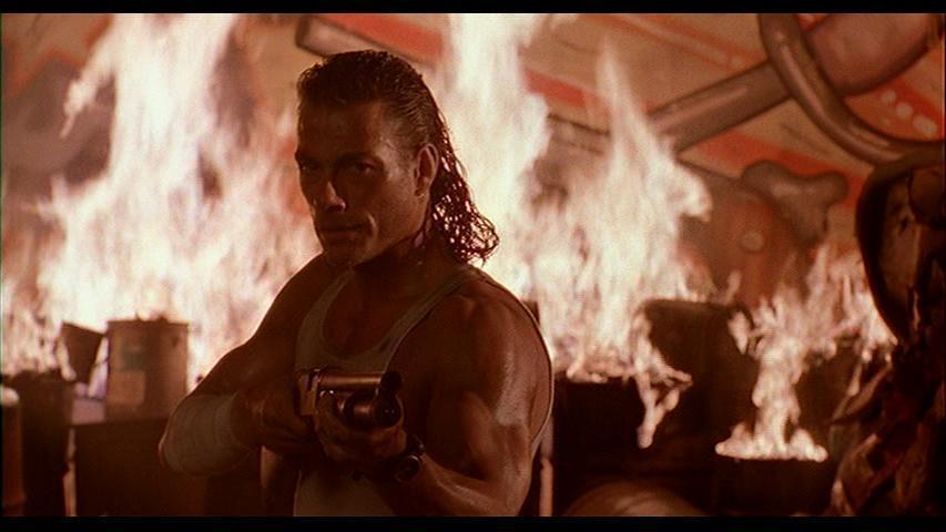 尚克勞德范達美據傳很在意健壯肌肉有沒有在大銀幕上被突顯。圖/摘自imdb