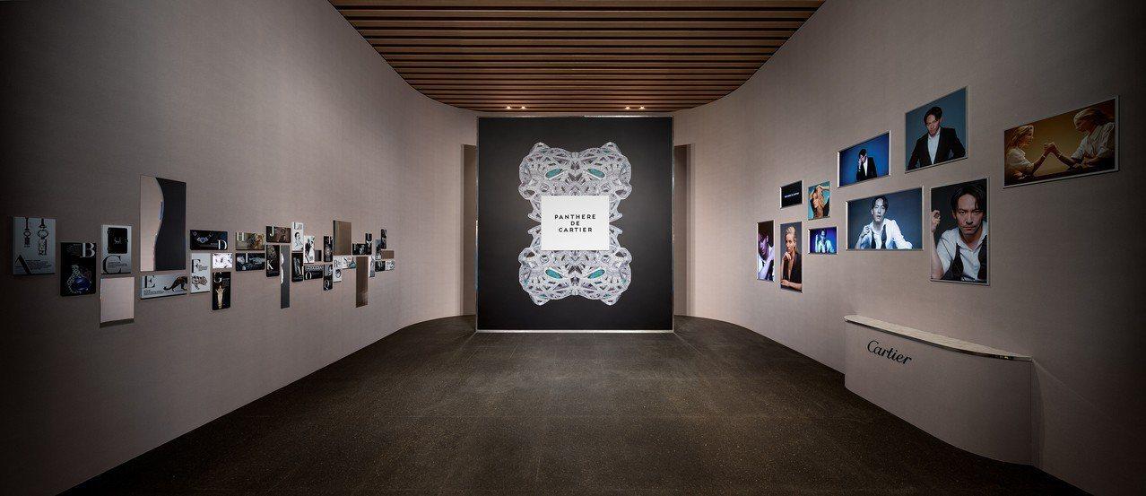 卡地亞於微風南山廣場舉辦「Panthère de Cartier美洲豹系列」珠寶...
