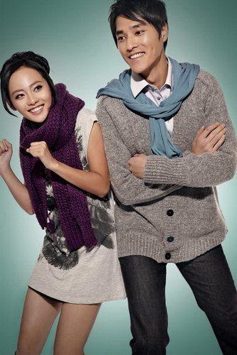 張嘉倪與藍正龍曾在偶像劇中合作。圖/摘自騰訊網
