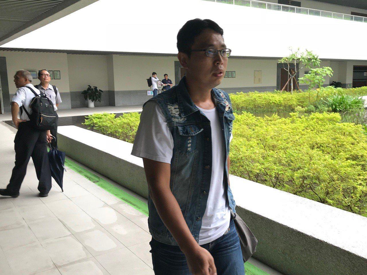 阿羅哈國道6死車禍的肇事司機吳恊松。圖/本報資料照片