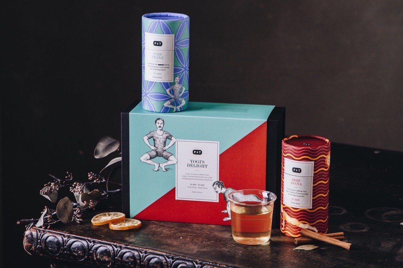 獲歐盟有機認證的德國柏林選茶 Paper & Tea。圖/瑪黑家居提供