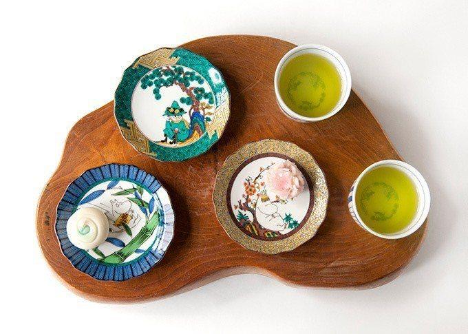 瑪黑獨家、全球日本海外首賣嚕嚕米和食器 MOOMIN x amabro。圖/瑪黑...