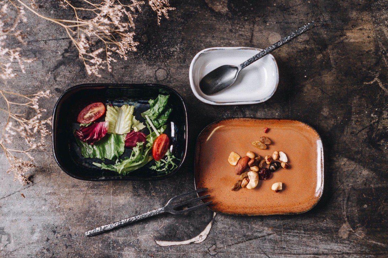 比利時米其林餐廳指名使用品牌SERAX。圖/瑪黑家居提供