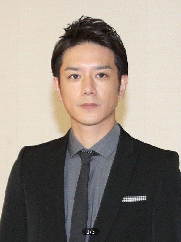 瀧澤秀明。 圖/擷自週刊文春網站
