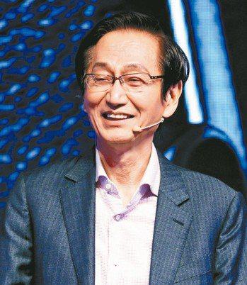 華碩董事長施崇棠