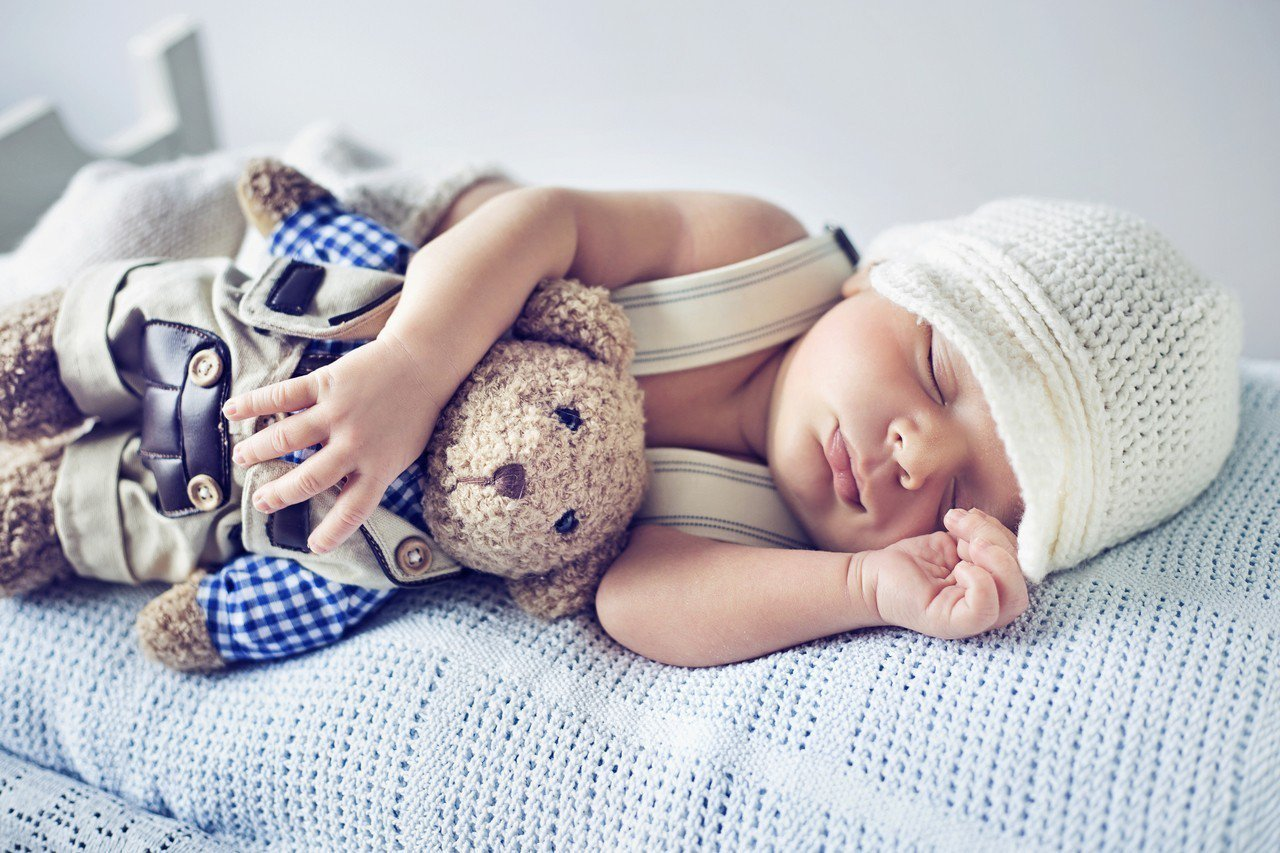 麻大研究,白日小憩夜間睡眠對幼兒都重要。圖/ingimage