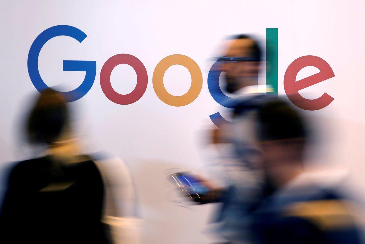 Google。路透