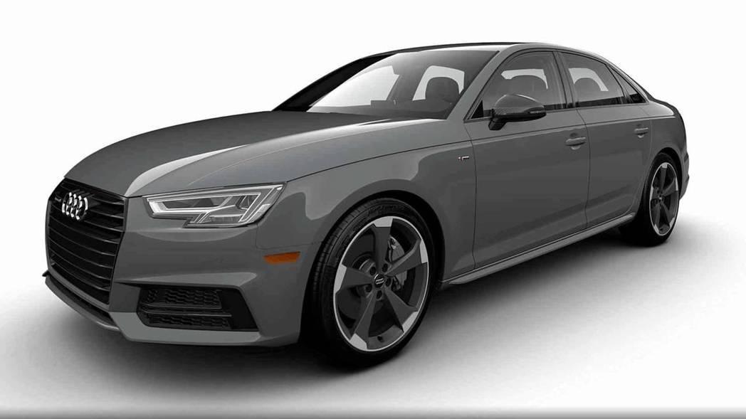 Audi A4 Ultra Sport Edition末代手牌運動版。 摘自Audi
