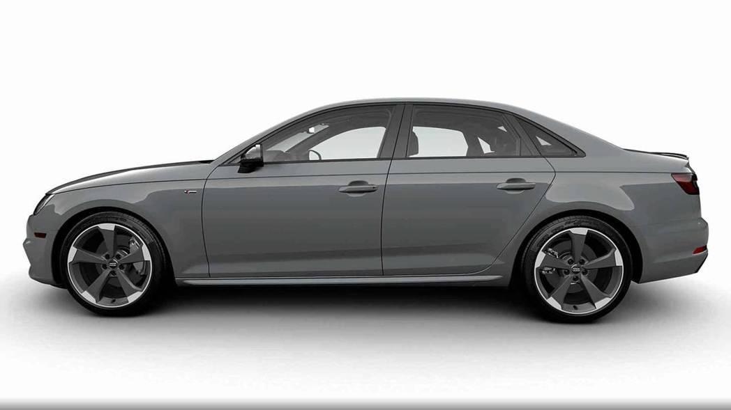 好料上盡的A4 Ultra Sport Editio可只有40輛。 摘自Audi