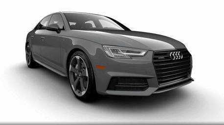 Audi A4 Ultra Sport Edition末代手排限量版 錯過就不再