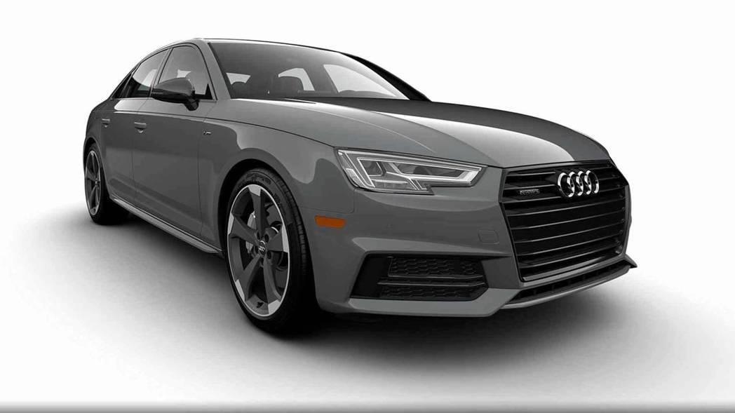 2019年後美國再也買不到手排的Audi了。 摘自Audi