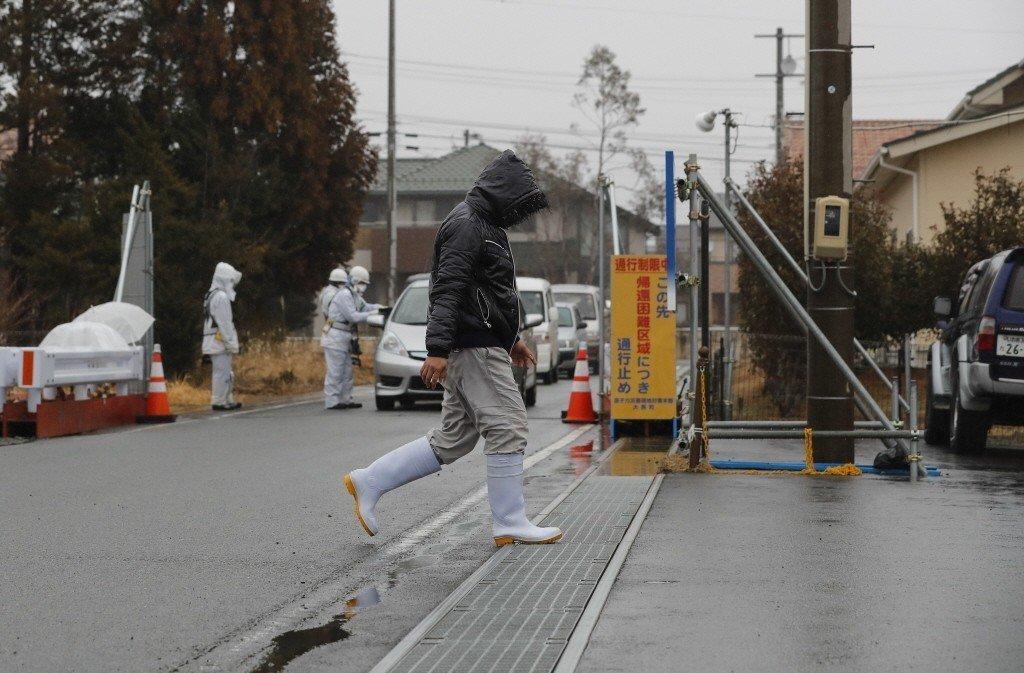 福島核災的嚴重性不僅在於規模尺度,時間更成為災難複雜性提高的重要變因。 圖/歐新社