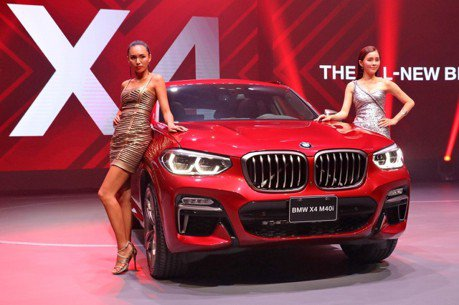 擁有跑車靈魂的運動休旅 全新世代BMW X4狂野登場