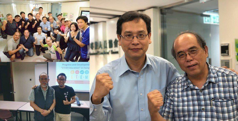 香港學者鍾劍華被梁振英提告後,獲各界表態支持,不少人更紛紛捐款,讓他能有足夠資金...