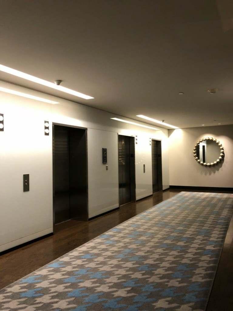 這次入住的樓層是12樓,也是有俱樂部酒廊 (Club Lounge) 的樓層 圖...