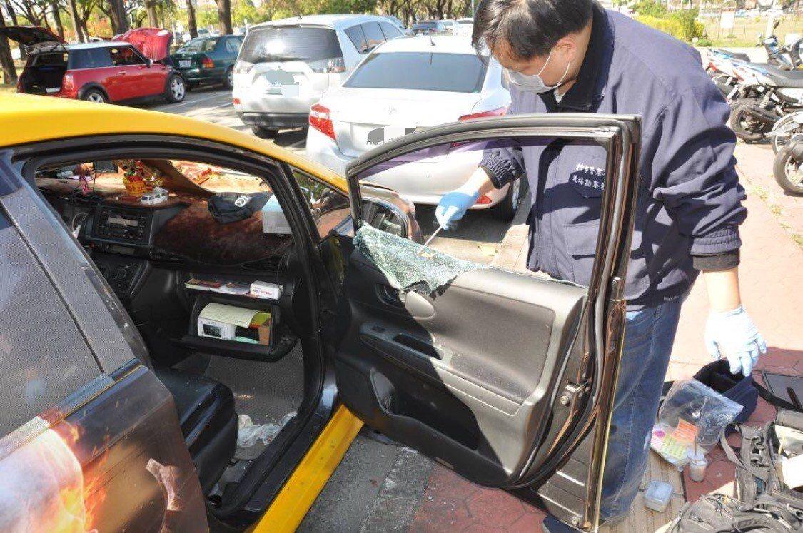 台中市第三警分局鑑識評比獲第一名。圖/警方提供