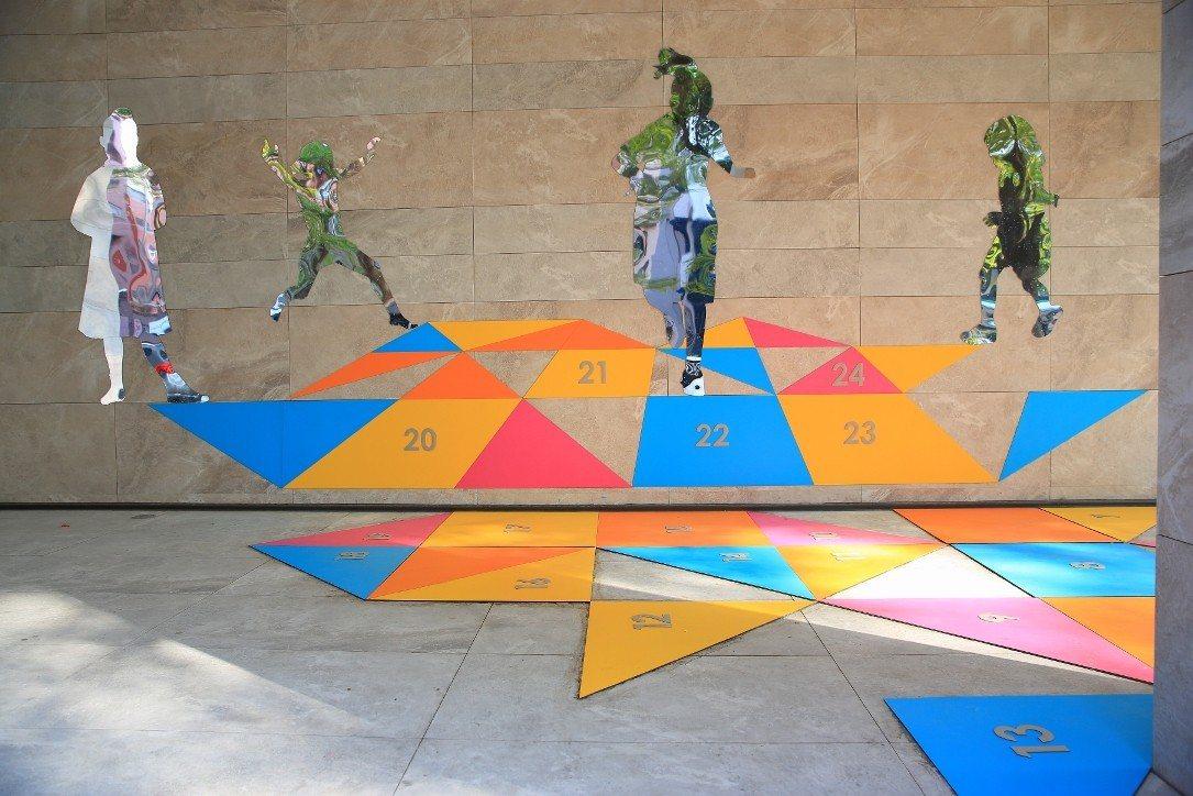 天成文旅回行旅處處可見童趣設計。圖/天成飯店集團提供