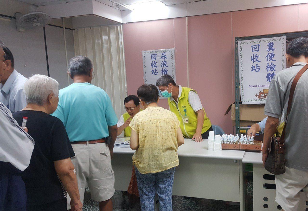 竹市老人免費健檢9月3日開放電話預約。圖/社會處提供