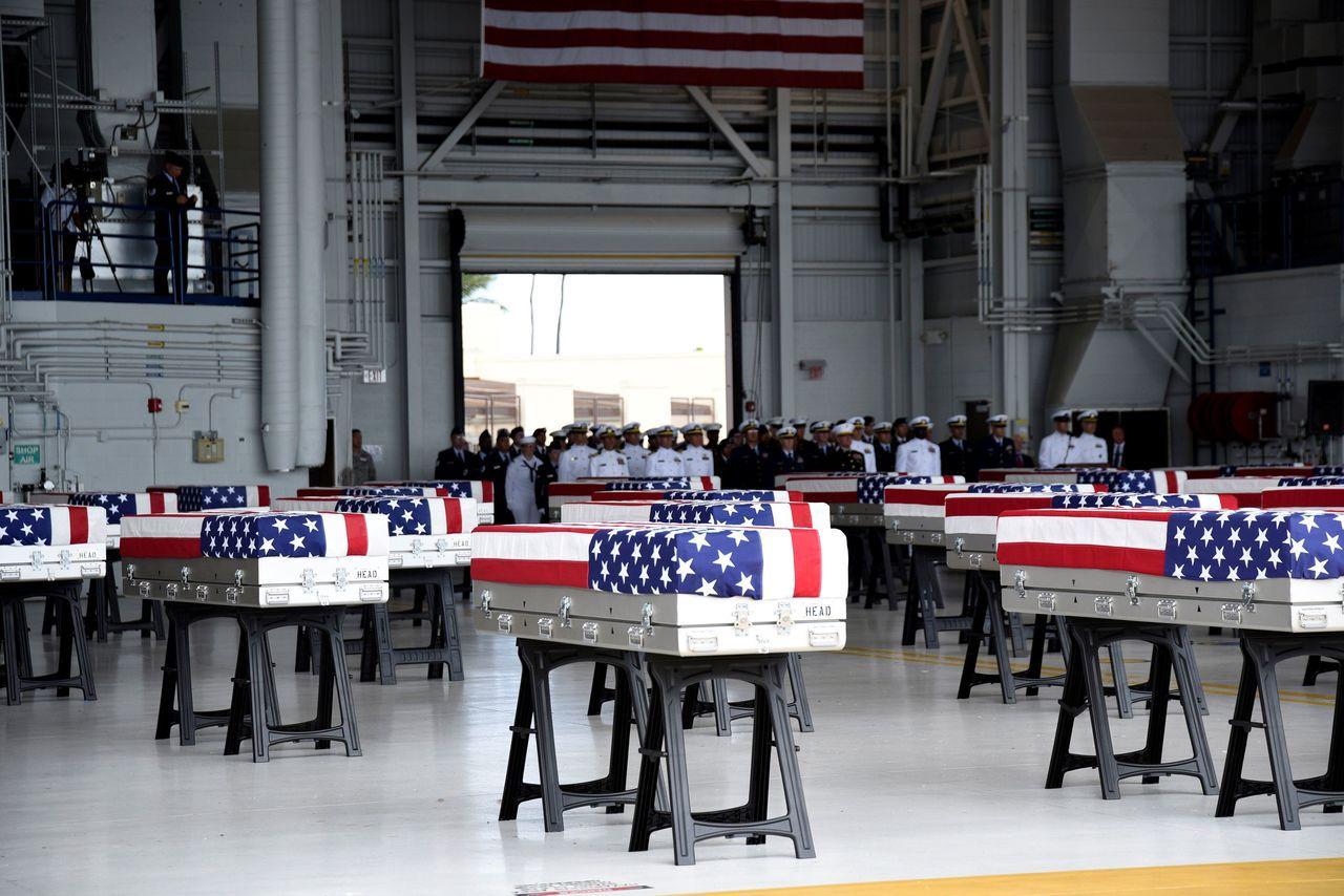 韓戰美軍遺骸也成了北韓談判籌碼。路透