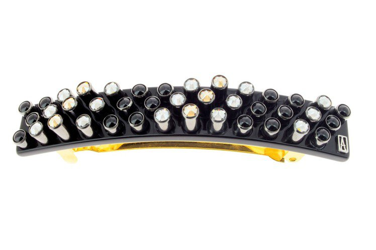 3D鉚釘仕女夾,8,400元。圖/亞歷山卓提供