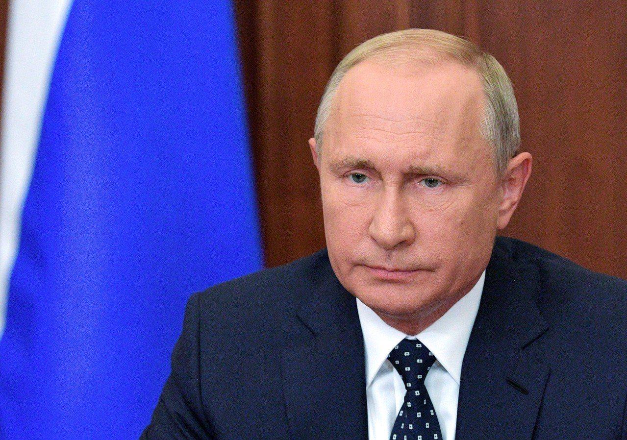 俄羅斯總統普亭29日罕見發表電視講話,為極度不受歡迎的退休金改革辯護。美聯