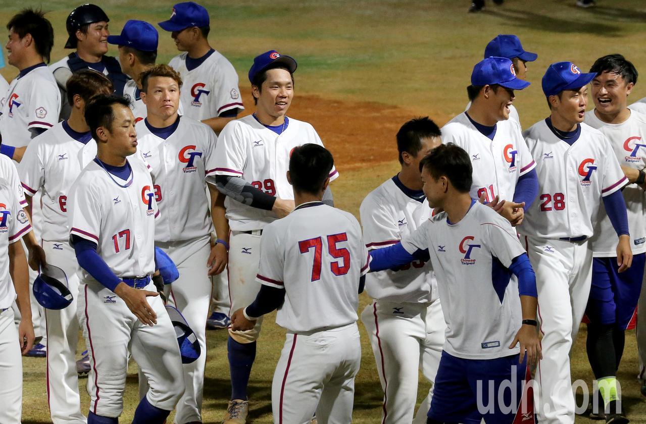 若輸超過3分就只能打銅牌戰,中華隊對日本仍是硬仗。 特派記者余承翰/雅加達攝影
