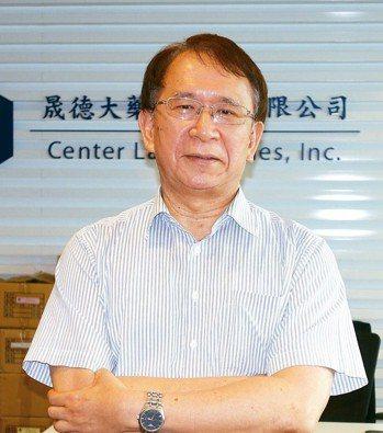 晟德集團董事長林榮錦 本報系資料庫