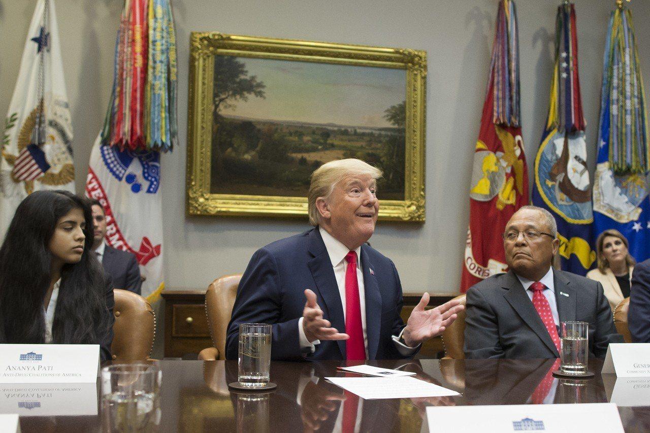 川普對「假新聞」再度開戰,呼籲開除CNN總裁、抨擊NBC新聞網。 歐新社
