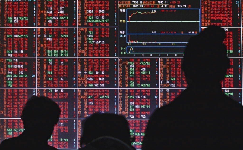 台股表現相對其他亞洲股市強勢,主要可歸因於各方資金的匯集。聯合報系資料照
