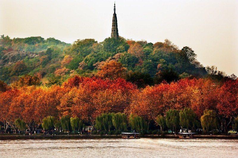 江南秋天唯美景致。圖片提供/旅遊經