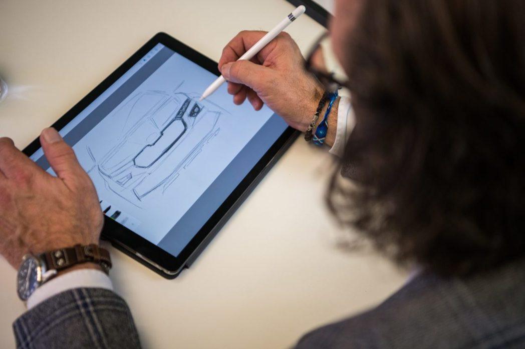 ŠKODA Vision RS Concept也將參與今年的巴黎車展。 摘自ŠKODA