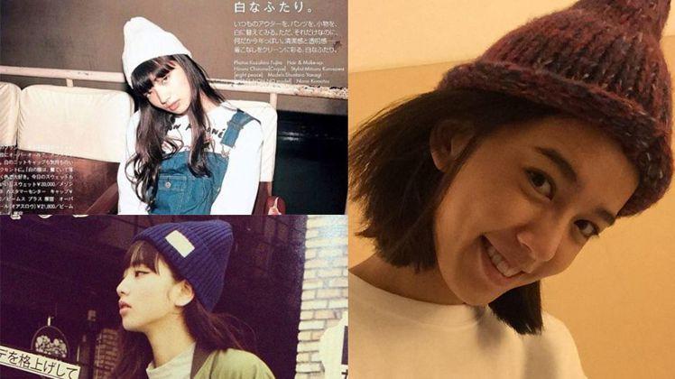 圖/(左上)(左下)IG @konichan7 (右)FB 陳庭妮 ,Beaut...
