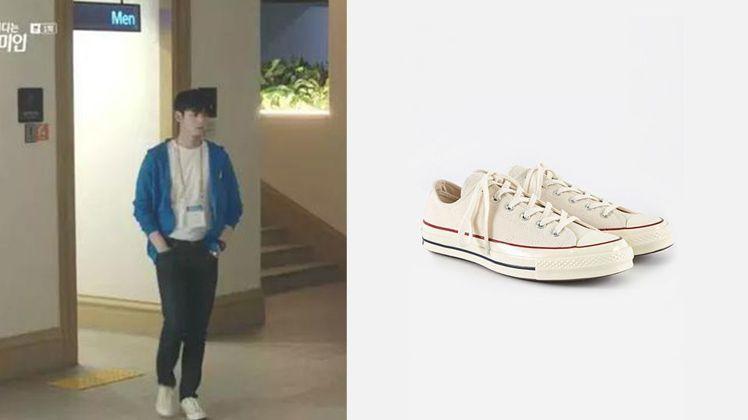 圖/JTBC/Converse,Beauty美人圈提供