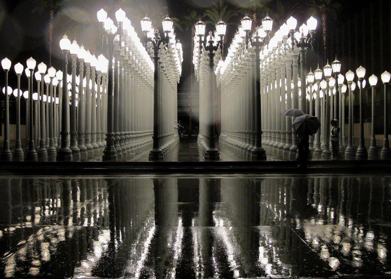 歐洲地區的街道已紛紛換上LED燈泡。美聯社
