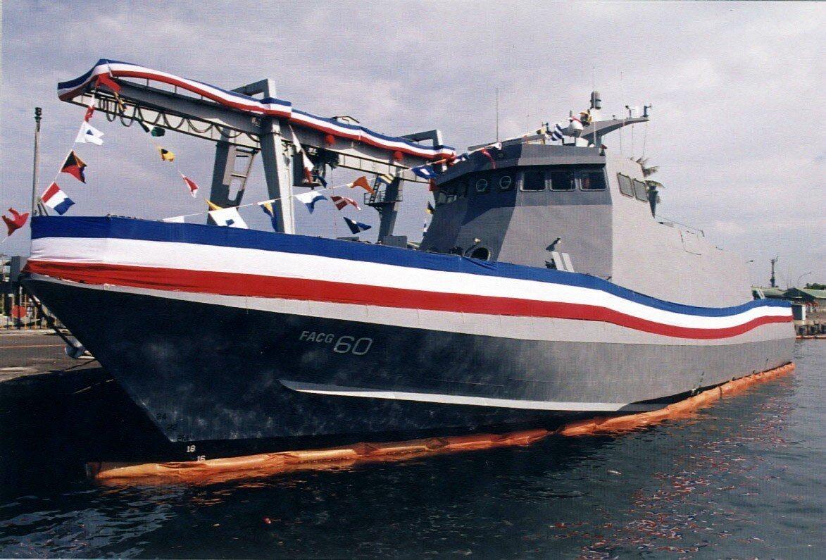 國防部108年預算案公開部分上午送抵立法院,海軍大幅編列316億餘元籌建「微型飛...