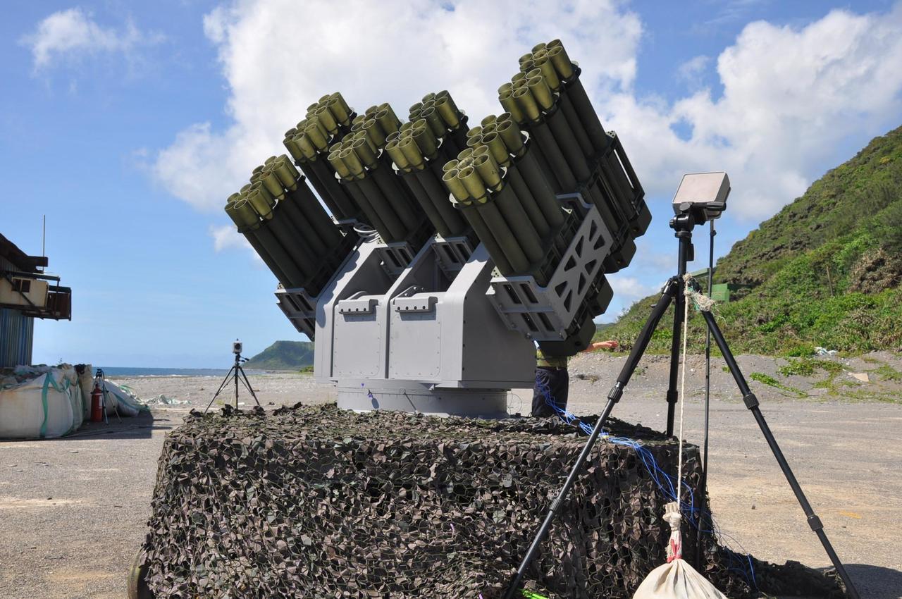 陸軍因應敵情威脅及考量外島(河防)地區反登陸及灘岸作戰能力,須籌獲自動化、射速快...