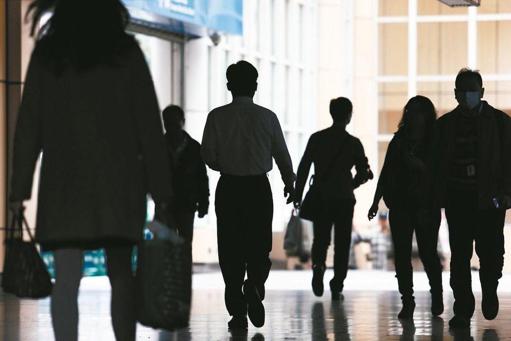 台灣正面臨人才赤字問題圖/聯合報系資料照