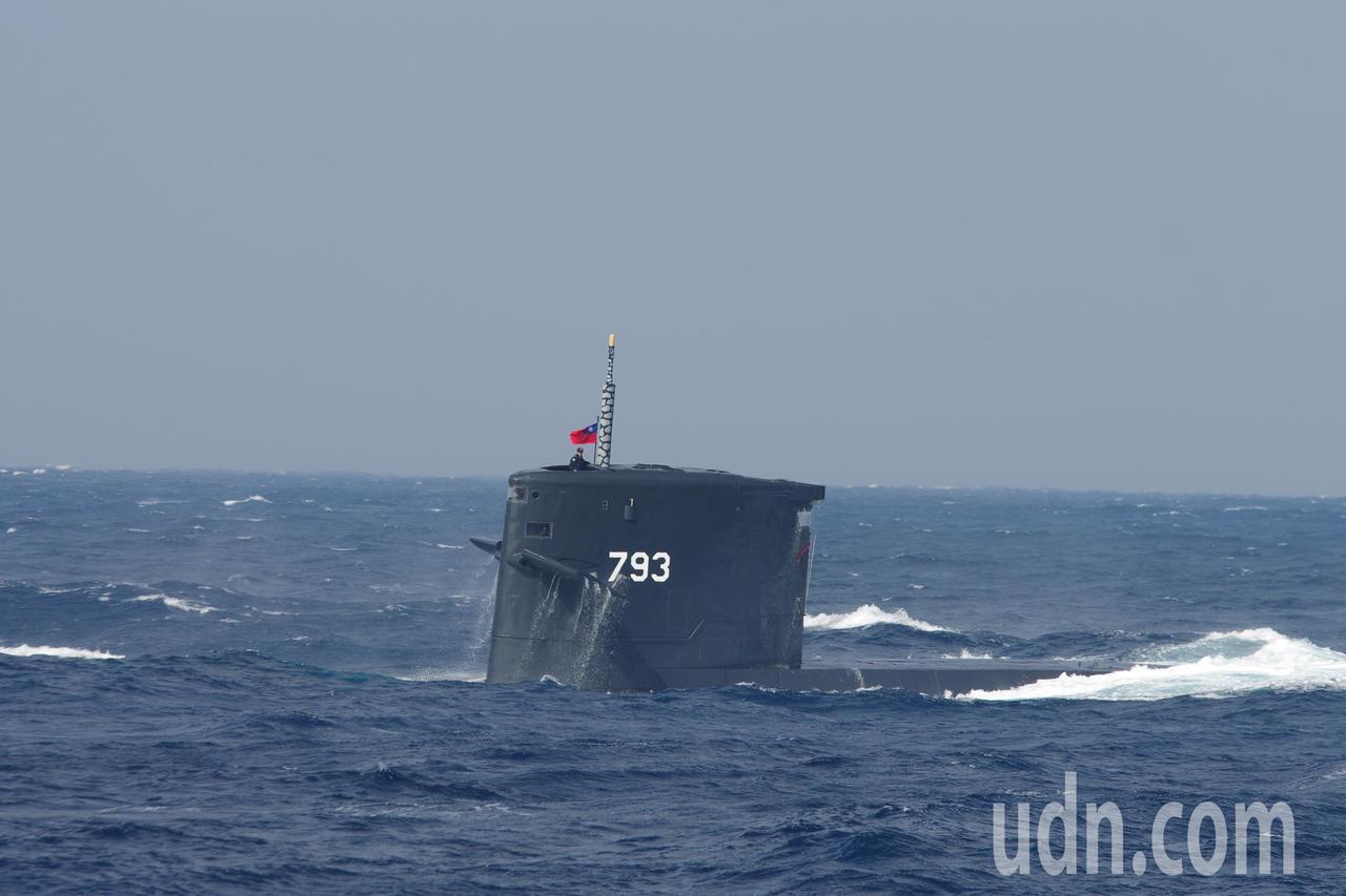 國造潛艦將於明年起建造原型艦,114年度完成,圖為荷蘭製劍龍級潛艦。記者程嘉文/...