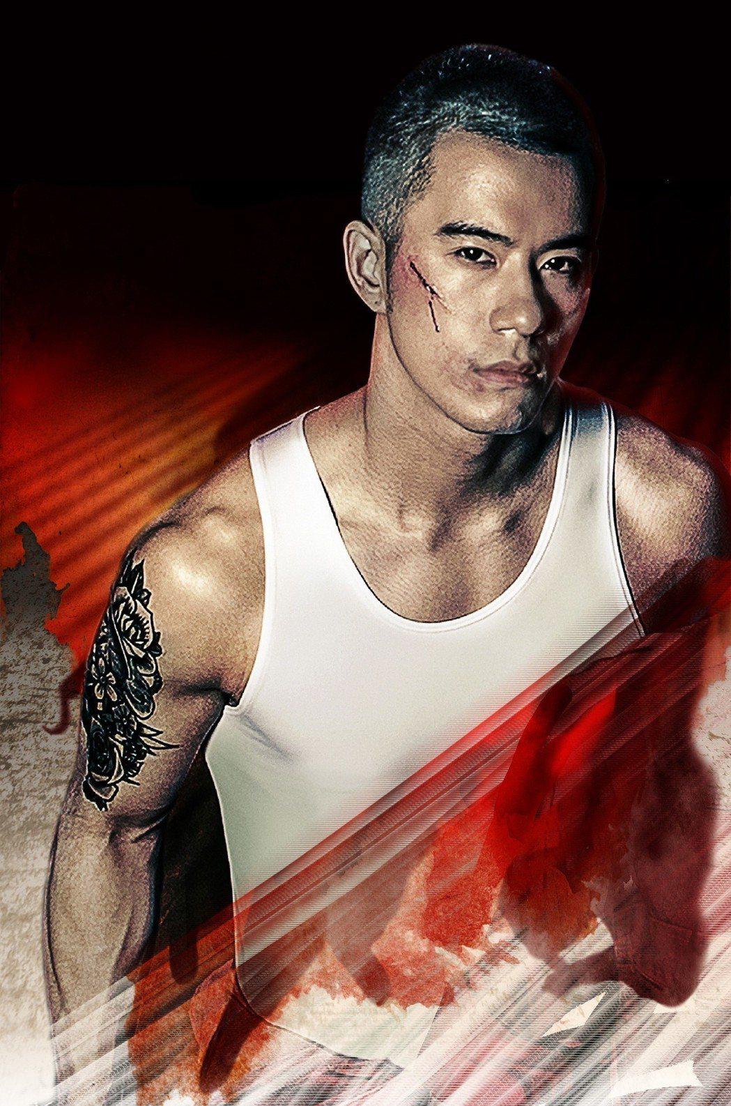 JR紀言愷主演的電影「樂獄」將在9月28日上映。圖/天晴音樂提供