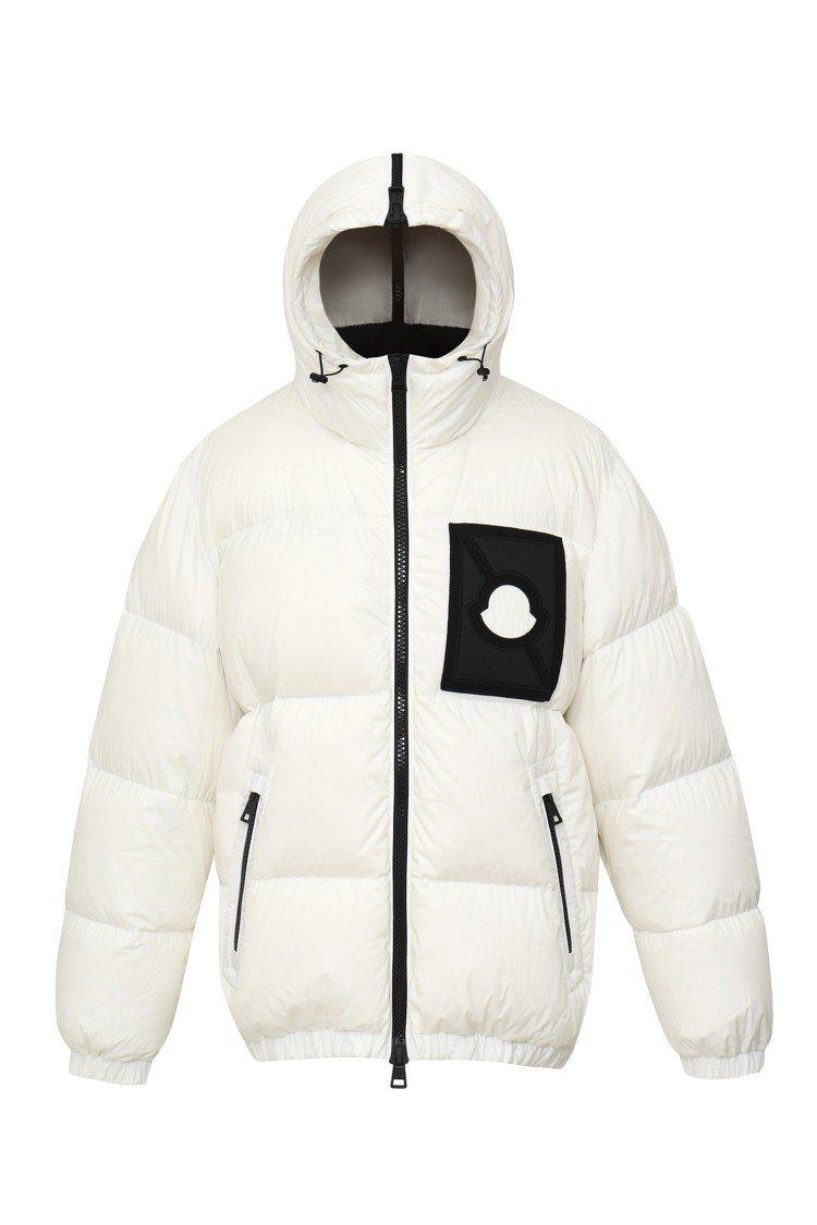 Craig Green羽絨外套,售價50,100元。圖/MONCLER提供