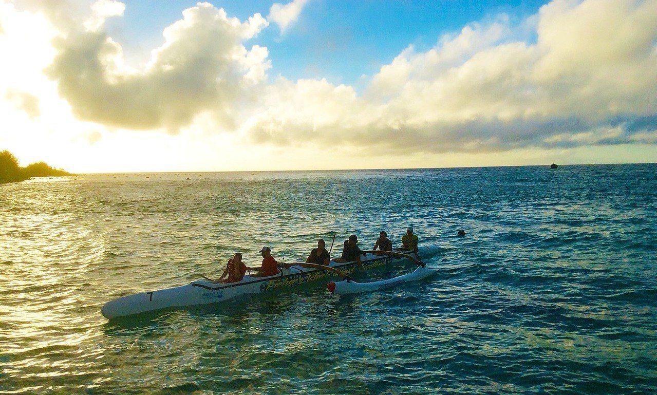紐西蘭庫克群島知名度低、觀光客少,當地旅客以自由行居多。圖/「愛出國 I-fly...