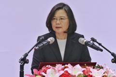 蔡英文彰化挺魏明谷 批國民黨不幫忙救災還反對建設