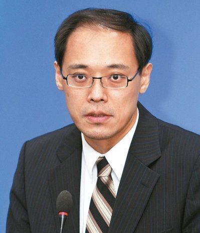 國民黨前發言人、不當黨產處理委員會委員楊偉中。聯合報系資料照