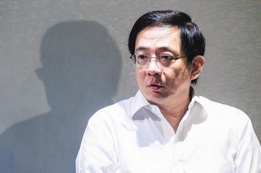 王姓博士生請教育部長葉俊榮「回頭是岸」,依法聘任管中閔為台大校長。本報資料照片